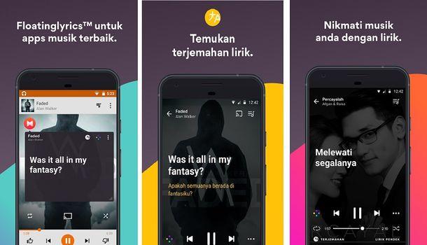 5 Aplikasi Pemutar Musik Untuk Mendengarkan Jutaan Lagu Gratis