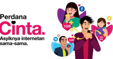 Perdana Cinta Tri Feature
