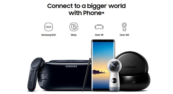 Samsung Galaxy Note 8 All Friend