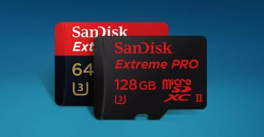 SanDisk Extreme Pro Feature