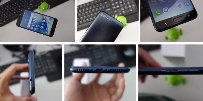 ASUS Zenfone 4 Max Pro All