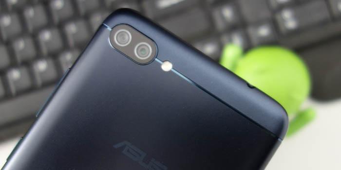 ASUS Zenfone 4 Max Pro Dual Cam