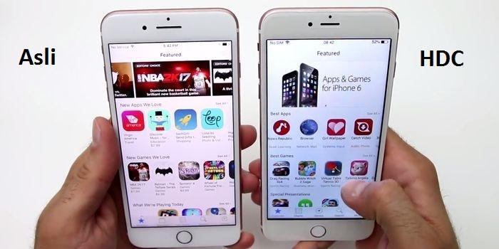 HDC iPhone App Store