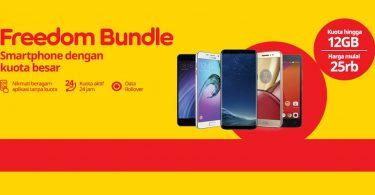 Indosat Freedom Bundle Feature