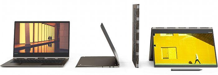 Lenovo Yoga 920 Desain