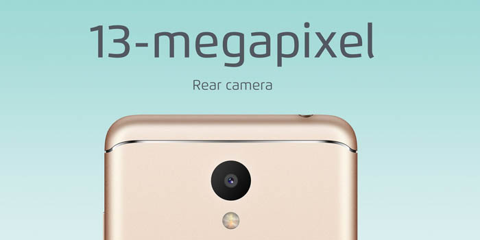 Meizu M6 Kamera