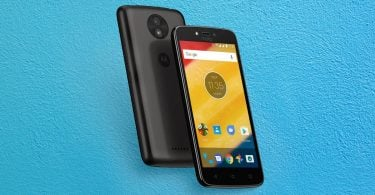 Moto C Plus Feature