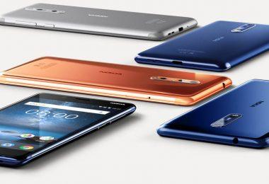 Nokia 8 Feature