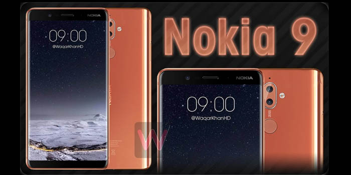 Nokia 9 Header Leak