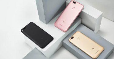 Xiaomi Mi A1 Feature