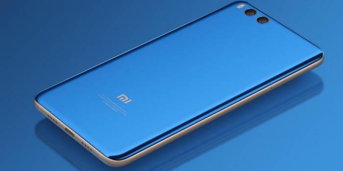 Xiaomi Mi Note 3 Header