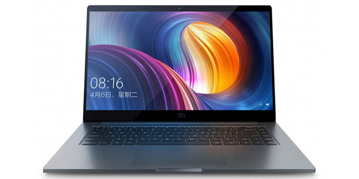 Xiaomi Mi Notebook Pro Header