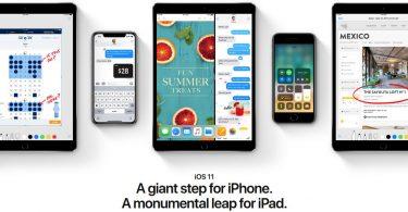 iOS 11 Featured