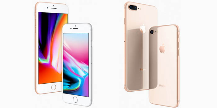 iPhone 8 dan iPhone 8 Plus All