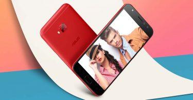 ASUS Zenfone 4 Selfie Feature