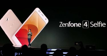 ASUS Zenfone 4 Selfie Feature ok