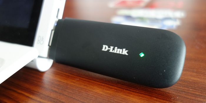 D-Link DWM-222 Review Header