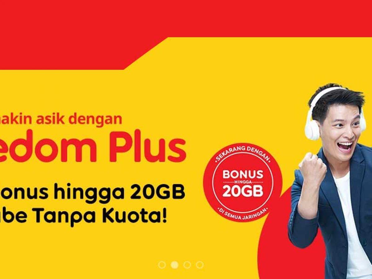 Freedom Plus Indosat Ooredoo Feature