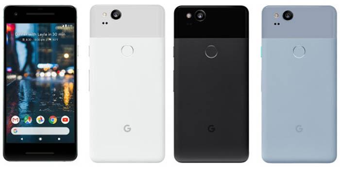 Google Pixel 2 Leak Headers