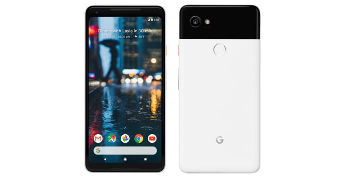 Google Pixel 2 XL Leaks