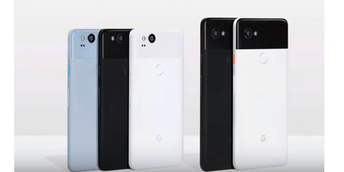 Google Pixel 2 dan Pixel 2 XL All