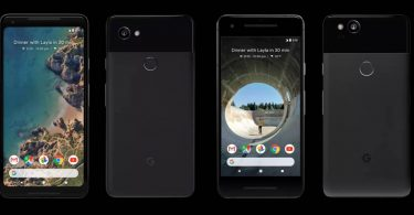 Google Pixel 2 dan Pixel 2 XL Feature