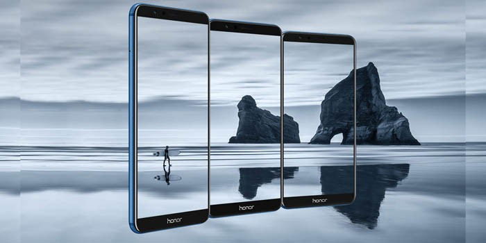 Huawei Honor 7x Header