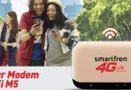 Smartfren MiFi M5 Feature