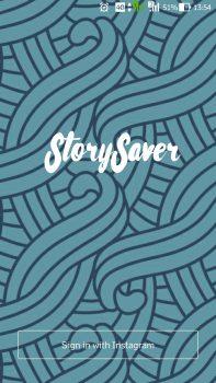 Aplikasi Story Saver