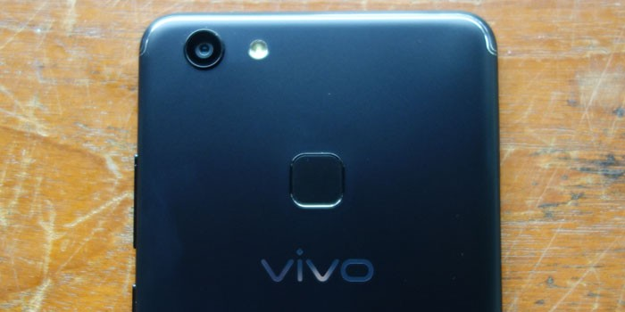 Vivo V7 Plus Fingerprint