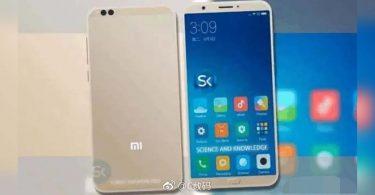 Xiaomi Mi 6C Leak Feature ok