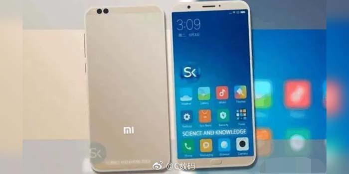 Xiaomi Mi 6C Leak Header ok
