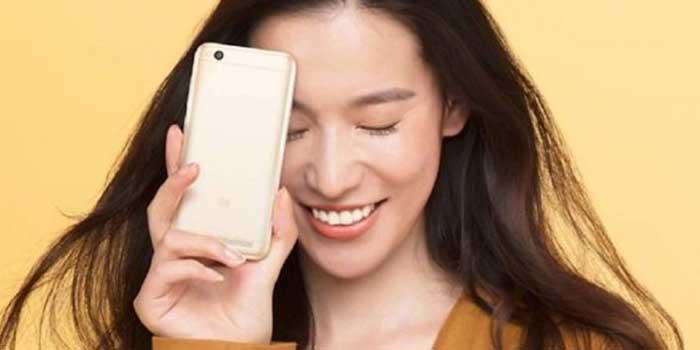 Xiaomi Redmi 5A Headerx