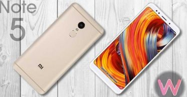 Xiaomi Redmi Note 5 Leak Feature