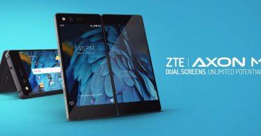 ZTE Axon M Feature