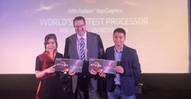 AMD Ryzen Mobile Launch Featured