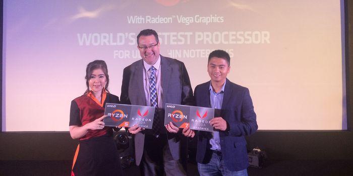 AMD Ryzen Mobile Launch Header