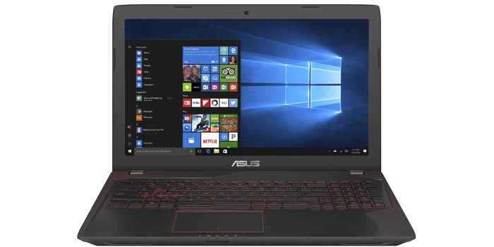 ASUS FX553VD All