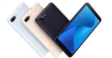 ASUS zenfone max plus feature