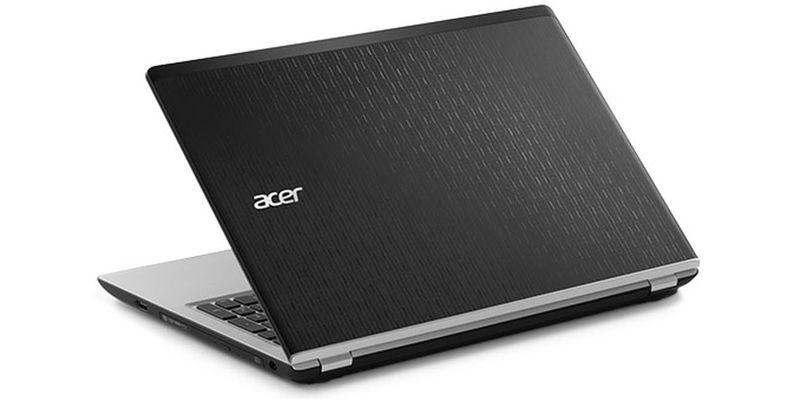 Acer Aspire A615 Header