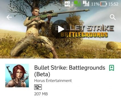 Game Android Rules Of Bullet Strike: Battlegrounds yang Mirip PUBG