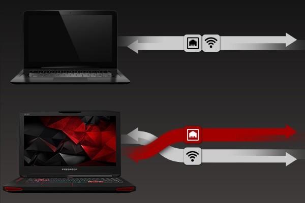 DoubleShot Pro Acer Predator 17