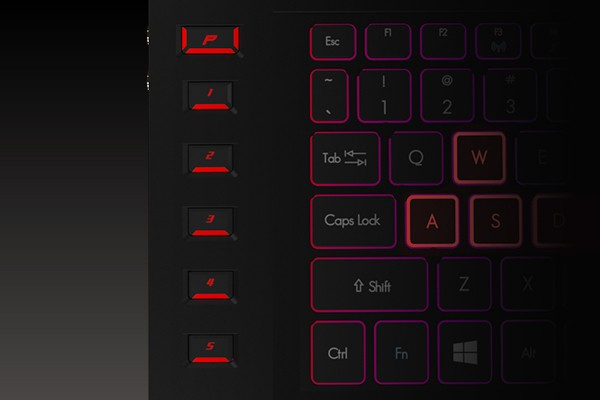 Keyboard Acer Predator 17