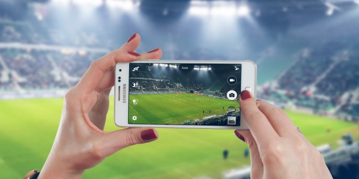 Aplikasi Streaming Bola di Android