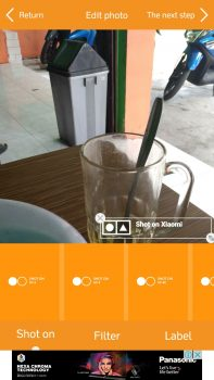 Cara Membuat Watermark Xiaomi dengan Shot on MI