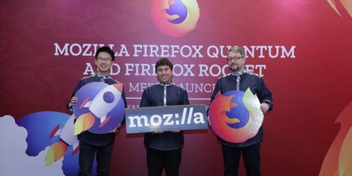 Firefox Quantum Header