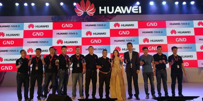 Huawei Nova 2i All