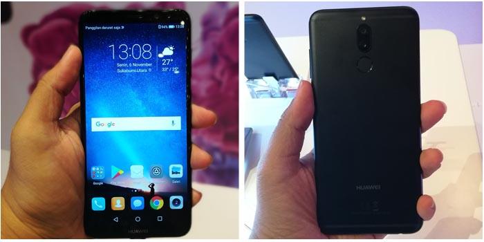 Huawei Nova 2i Depan Belakang
