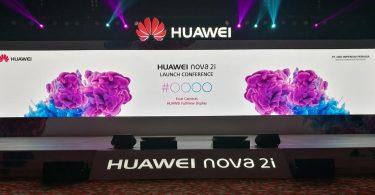 Huawei Nova 2i Pangguna Feature