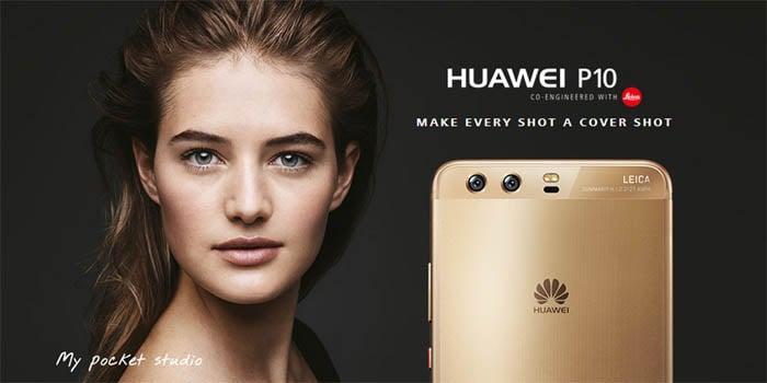 Huawei P10 Header ok